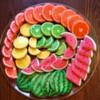 #9 - Summer Fruit Platter: By Anne Bodeman Widga