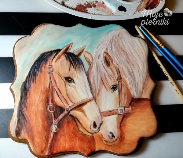 #2 - Horses by Ewa Kiszowara MOJE PIERNIKI