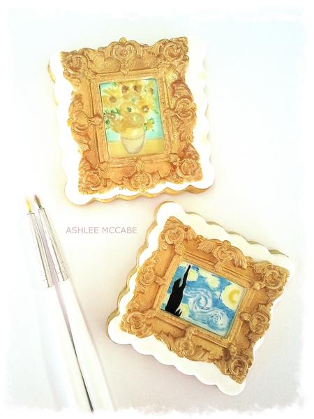 #5 - Van Gogh Minis by Ashlee McCabe