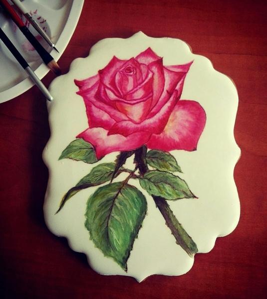#6 - Róża by Teresa Pękul