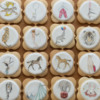 Barbara's June 2019 Site Background: Cookies and Photo by Barbara Smith