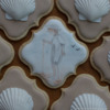 """Sifting Sand"" Cookie: Cookie and Photo by Barbara Smith"