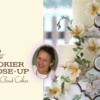 Barbara Smith's Cookier Close-up Banner: Cookies and Photos by Barbara Smith; Graphic Design by Julia M Usher