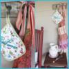 Challenge Apron and Potholder Prizes: Prizes Courtesy of Julia M Usher; Photos by Julia M Usher