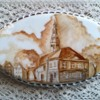 My City - Painted with Coffee: By Ewa Kiszowara MOJE PIERNIKI