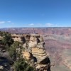 Grand Canyon Perspective: Photo by Christine Donnelly