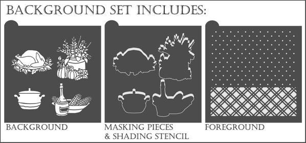 Background Contents 5 pix border