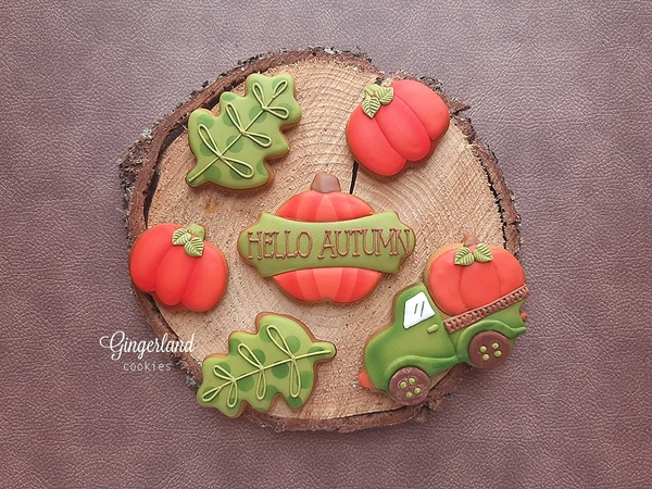 #6 - Hello Autumn by Gingerland