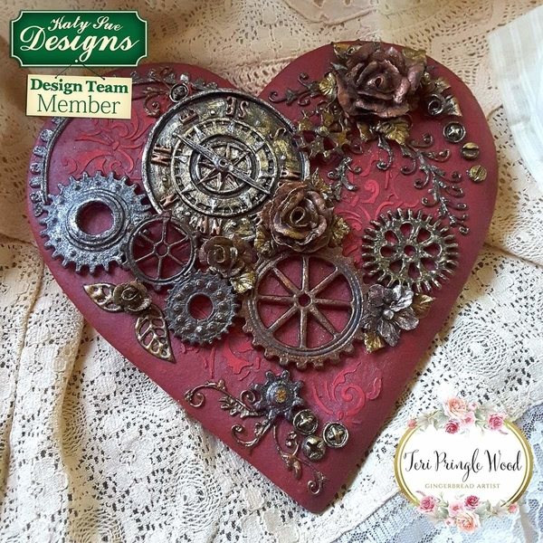 #9 - A Little Steampunk by Teri Pringle Wood