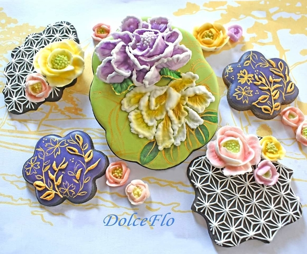 #2 - Oriental Flowers by Dolce Flo
