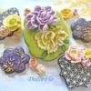 #2 - Oriental Flowers: By Dolce Flo