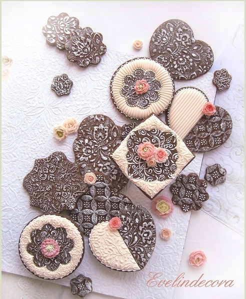 #10 - Embossed Cookies by Evelindecora