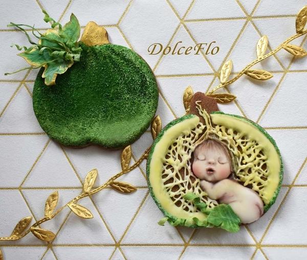 #3 - Velvet Pumpkin by Dolce Flo