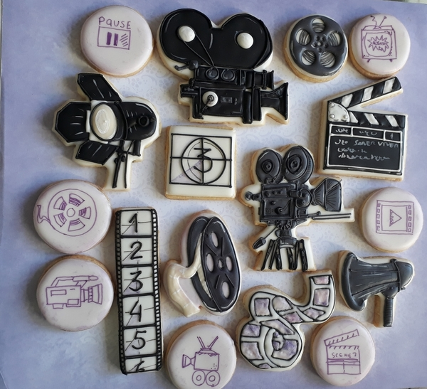 #9 - TV Production Cookies by Elke Hoelzle