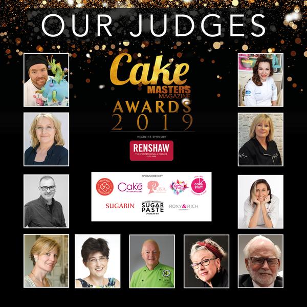 Cake Masters Judges
