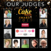 Cake Masters Magazine Award Judges: Graphic Courtesy of Cake Masters Magazine