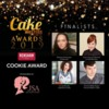 Cake Masters Magazine Cookie Award Finalists: Graphic Courtesy of Cake Masters Magazine