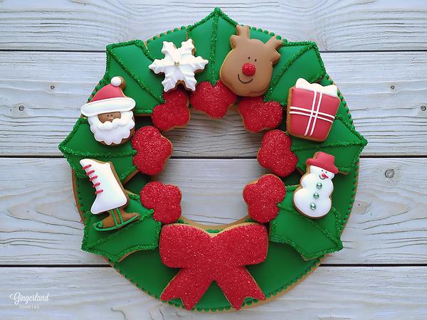 xmas wreath10