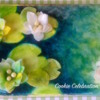 Water Lilies: By Cookie Celebration LLC
