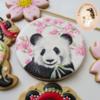 #7 - Panda and Sakura: By Mariana Meirelles