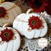 #2 - Sunflower Pumpkin: By Teri Pringle Wood
