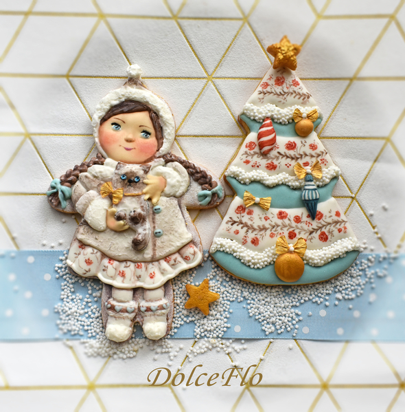 #1 - My Christmas Gift by Dolce Flo