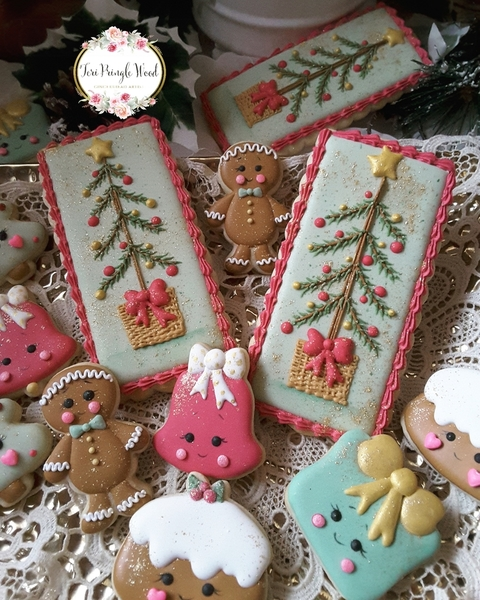#5 - Trees and Treats by Teri Pringle Wood