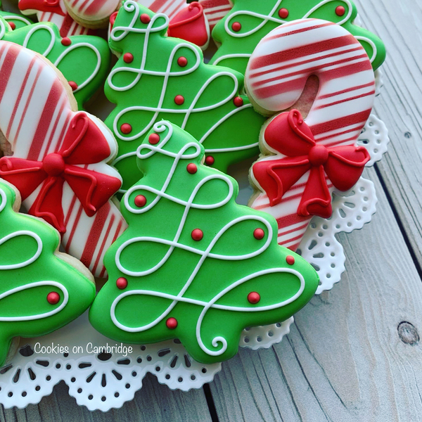 #1 - Merry and Bright by Cookies on Cambridge