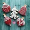 #5 - Christmas Baubles: By La Shay by Ferda Ozcan