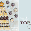 Top 10 Cookies Banner: Cookies and Photo by Bakerloo Station; Tutorial by Manu; Graphic Design by Julia M Usher