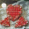 #1 - Valentine Plaid: By Teri Pringle Wood