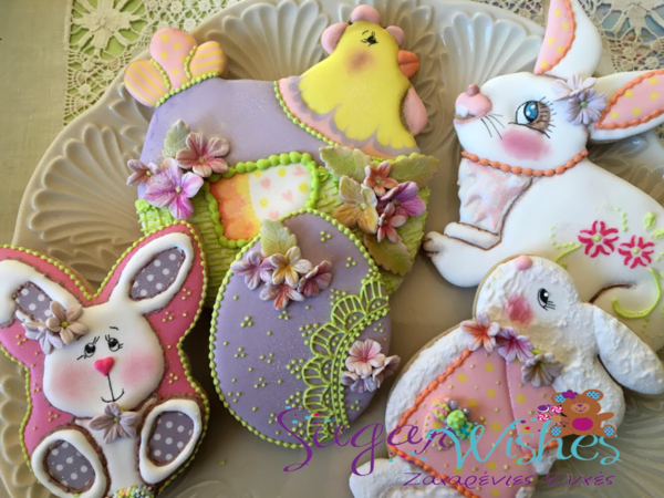 #3 - Easter 2020 by Tina at Sugar Wishes