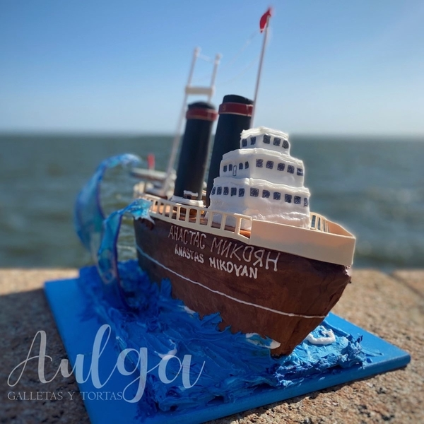 #10 - Gingerbread Icebreaker by Aulga