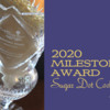 2020 Milestone Award Banner: Photo and Graphic Design by Julia M Usher
