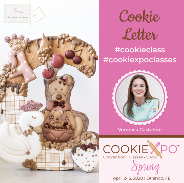 Cookie Letter | Veronica Castanon