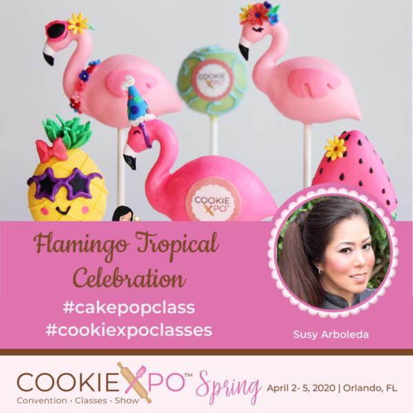 Flamingo Tropical Celebration | Susy Arboleda