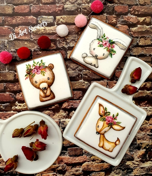 #5 - Sweet Animals! by Di Art Sweets
