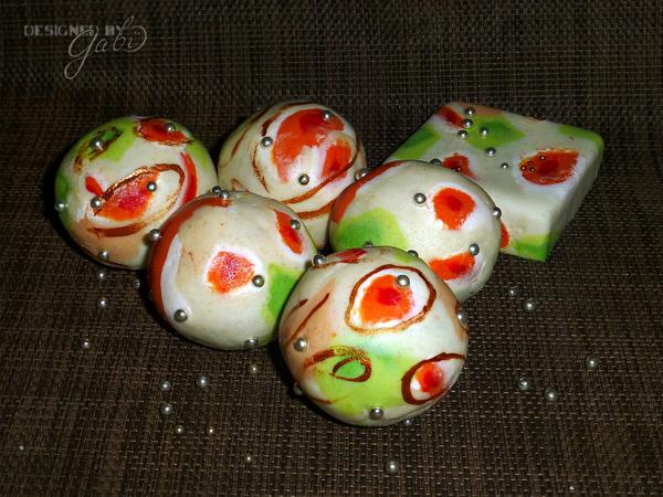 #7 - Cookie Beads by Icingsugarkeks