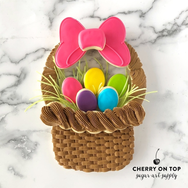 #10 - Easter Basket Cookie Set by Patricia Johnson