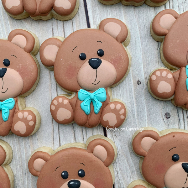 #10 - Teddy Bears by Cookies on Cambridge