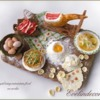 Miniature Italian Food: Cookies and Photo by Evelindecora