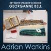 Keynote Speaker's Choice Award from Georganne Bell: Slide Courtesy of CookieCon