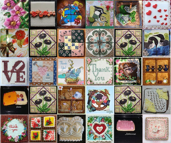 Practice Bakes Perfect Quilt