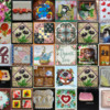 Practice Bakes Perfect Quilt: Collage of All Entries; Collage by Bakerloo Station
