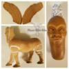 Lamassu Parts in Process: Cookies and Photo by Thomas Blake Hogan