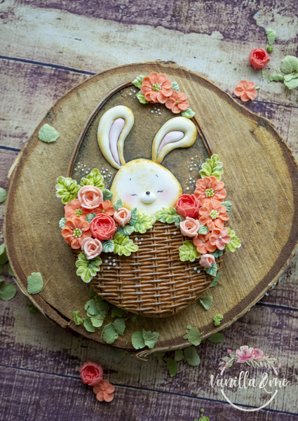 #6 - Easter Basket by Vanilla & Me