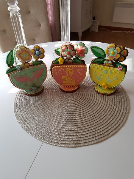 #8 - Flower Baskets by Inger