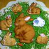 #9 - Springerle Easter Bunny Cookies: By Icingsugarkeks