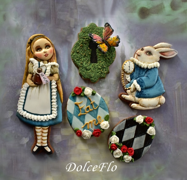#1 - Alice in Easterland by Dolce Flo