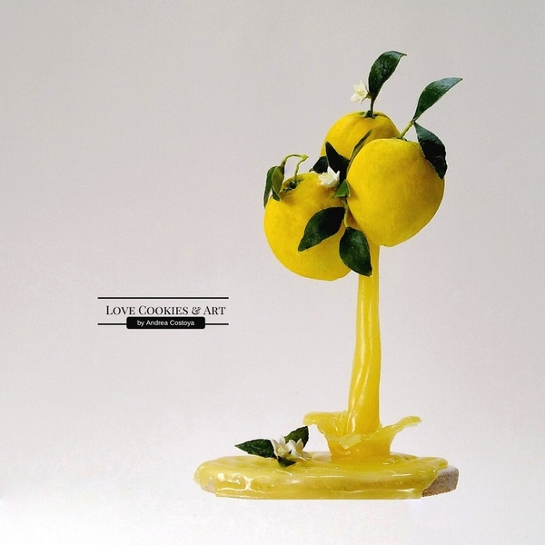 #5 - Learn To Make Lemonade by Andrea Costoya
